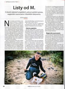 "Article in ""Polityka"""